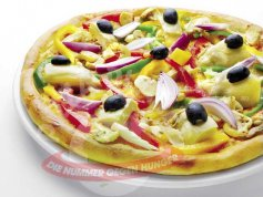 Pizza Vegetarisch
